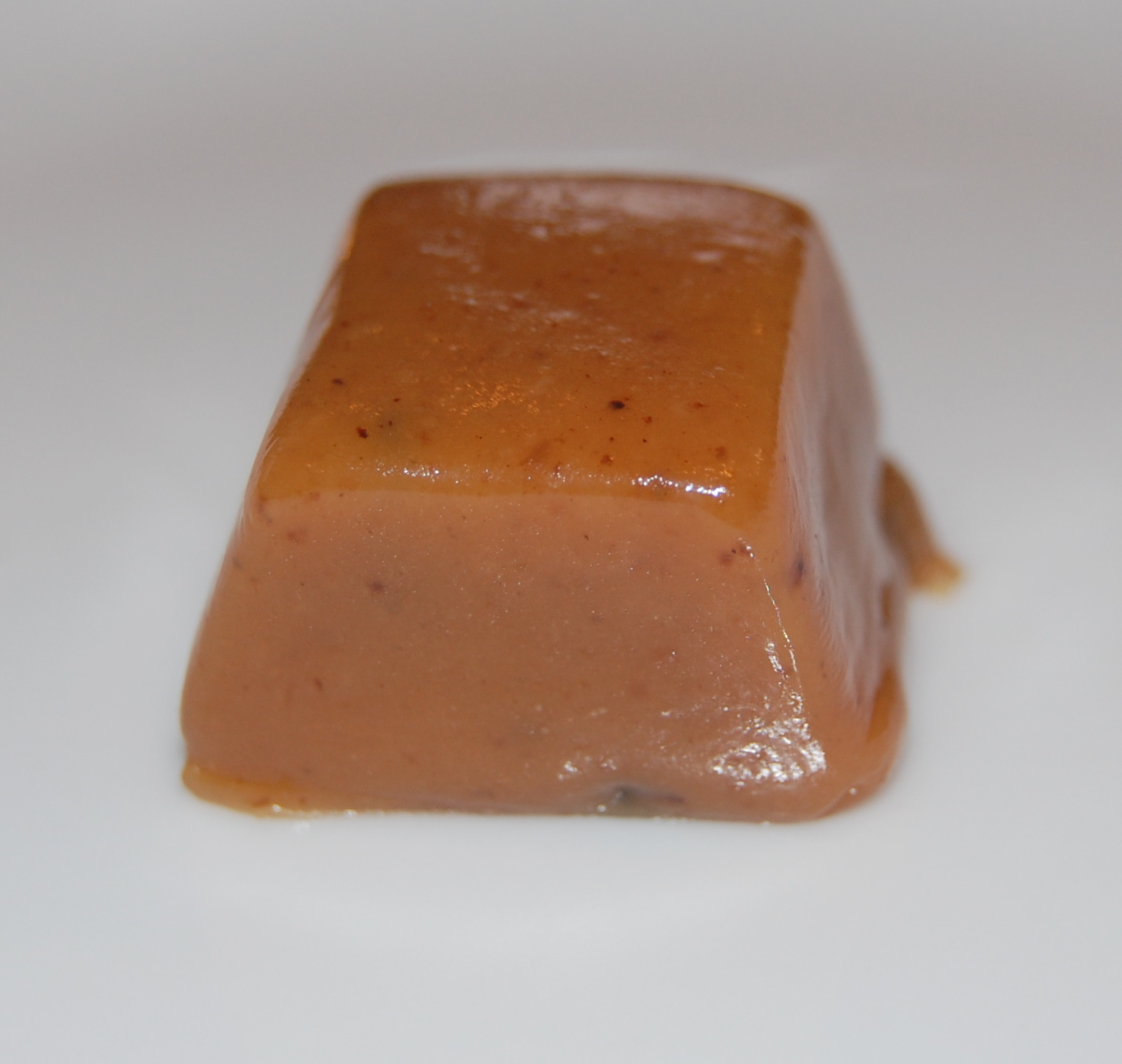 how to make soft caramel candy